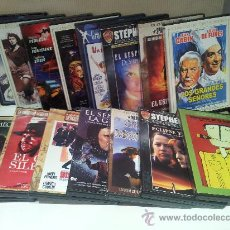 Cine - lote de 15 dvds - lotazo muy varato - 33897649