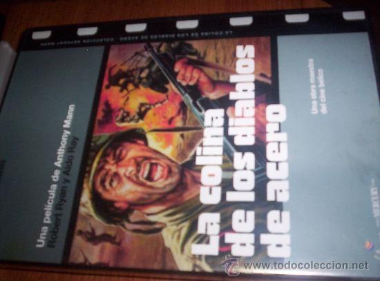 LA COLINA DE LOS DIABLOS DE ACERO (Cine - Películas - DVD)