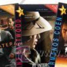 Cine: GRANDES DIRECTORES Y ACTORES COLECCION COMPLETA 25 DVDS COLECCION EL MUNDO. Lote 131693326
