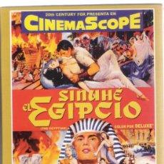 Cine: SINUHÉ EL EGIPCIO. Lote 34124808