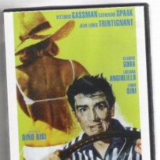 Cine: LA ESCAPADA - DINO RISI. Lote 34452086