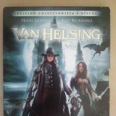 Cine: DVD - VAN HELSING - EDICIÓN COLECCIONISTA 2 DISCOS. Lote 34194646