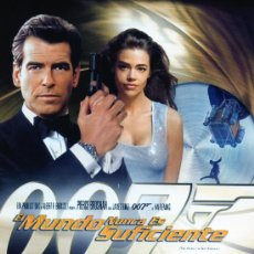 Cine: EL MUNDO NUNCA ES SUFICIENTE ( BLU - RAY PRECINTADO HD 1080) JAMES BOND 007. Lote 34372548