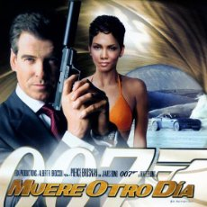 Cine: MUERE OTRO DIA (BLU - RAY PRECINTADO HD 1080) JAMES BOND 007. Lote 34372578