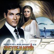 Cine: VIVE Y DEJA MORIR (BLU - RAY PRECINTADO HD 1080) JAMES BOND 007 ROGER MOORE. Lote 34372650
