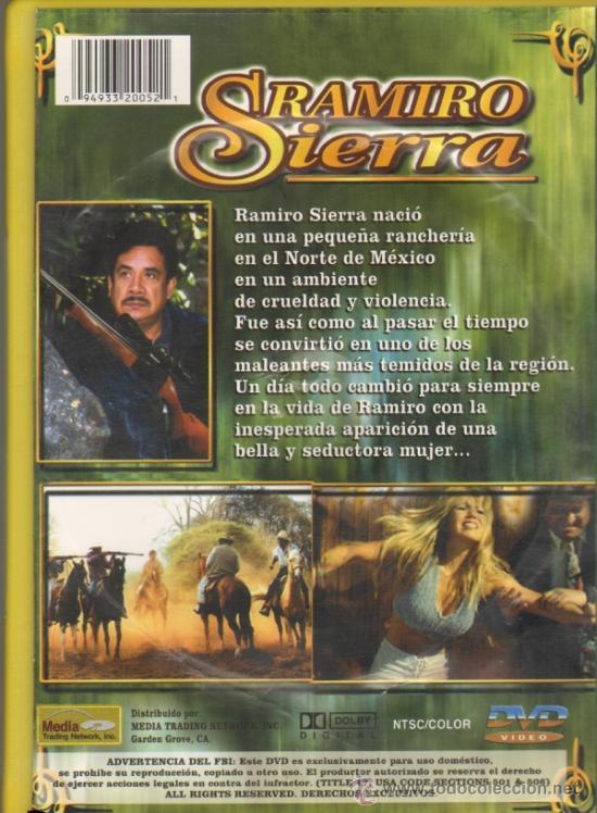 Cine Goyo Dvd Ramiro Sierra Juan Valentin Vendido En Venta