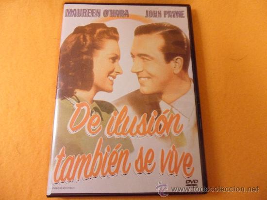 De Ilusion Tambien Se Vive Dvd De La Pelicula Sold Through Direct Sale 34459656