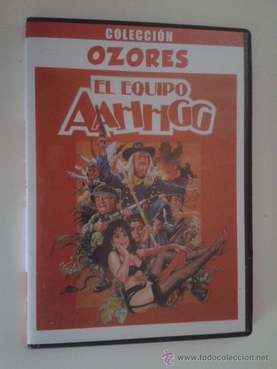 COLECCION OZORES (EL EQUIPO AAHHGG) (Cine - Películas - DVD)