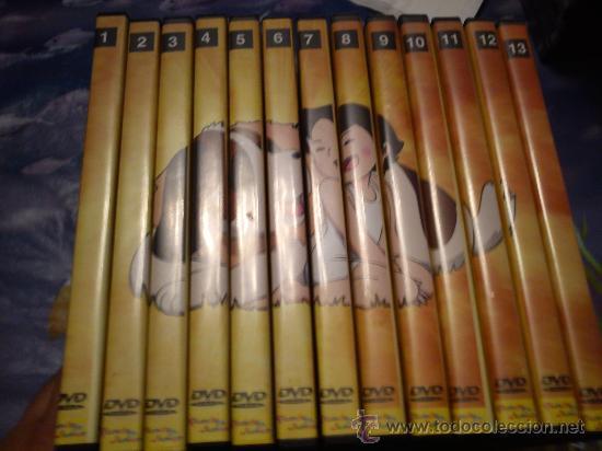 HEIDI SERIE COMPLETA DVD (Cine - Películas - DVD)