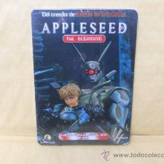 Cine: ANIME DVD APPLESEED THE BEGINNING EDICIÓN ESPECIAL METAL BOX 2 DVD SELECTA VISIÓN. Lote 34660147