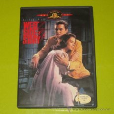 Cine: DVD.- WEST SIDE STORY - ROBERT WISE & JEROME ROBBINS - NATALIE WOOD - 10 OSCARS. Lote 36509705