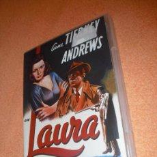 Cine: LAURA DVD - OTTO PREMINGER CON GENE TIERNEY CLIFTON WEBB VINCENT PRICE JUDITH ANDERSON OFERTA 3X2. Lote 34941814