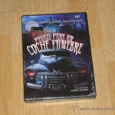 Cine: PASAJE PARA UN COCHE FUNEBRE DVD TERROR NUEVA PRECINTADA. Lote 195167757