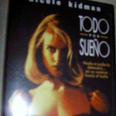 Cine: TODO POR SUEÑO NICOLE KIDMAN, MATT DILLON, JOAQUIN PHOENIX. Lote 35000682
