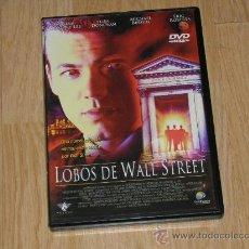 Cine: LOBOS DE WALLL STREET DVD. Lote 35038345