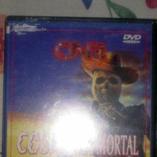 Cine: COSECHA MORTAL;CLINT WALKER;DVD. Lote 35098949