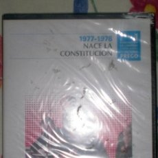 Cine: NACE LA CONSTITUCIÓN 1977-1978;VICTORIA PREGO EL MUNDO(PRECINTADO). Lote 35100794