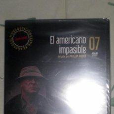 Cine: EL AMERICANO IMPASIBLE;DVD(PRECINTADO). Lote 35115413