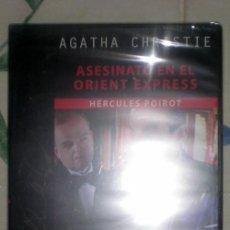 Cine: ASESINATO EN EL ORIENT EXPRESS;DVD. Lote 35115865
