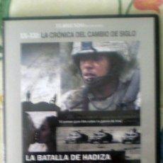 Cine: LA BATALLA DE HADIZA;2009;DVD. Lote 35142774