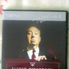 Cine: ALFRED HITCHCOCK PRESENTA-EPISODIOS 1-4-;2008;DVD. Lote 35171723