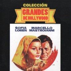 Cine: LOS GIRASOLES (1969) DE VITTORIO DE SICA, CON SOFIA LOREN, MARCELLO MASTROIANNI (NUEVA). Lote 35201255