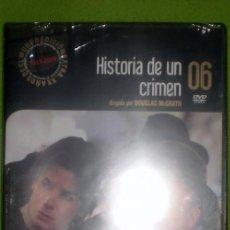 Cine: HISTORIA DE UN CRIMEN;DVD. Lote 35222752