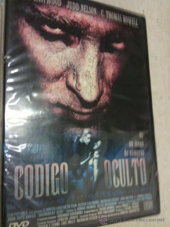DVD CODIGO OCULTO DVD [DVD]-NUEVO PRECINTADO (Cine - Películas - DVD)