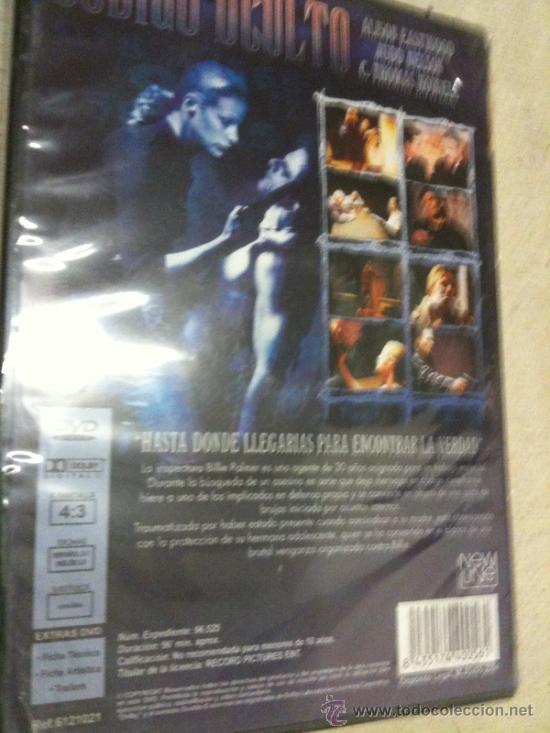 Cine: DVD CODIGO OCULTO DVD [DVD]-NUEVO PRECINTADO - Foto 2 - 35385665