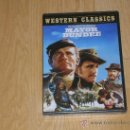 Cine: MAYOR DUNDEE VERSION EXTENDIDA DVD DE SAM PECKINPAH CHARLTON HESTON JNUEVA PRECINTADA. Lote 165743332
