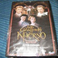 Cine: DVD LOS CABALLEROS DEL INFIERNO - PETER CUSHING - PRECINTADO. Lote 35538104