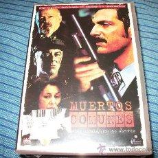 Cine: DVD MUERTOS COMUNES - FILMAX - ERNESTO ALTERIO - PRECINTADO. Lote 35538259