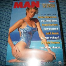 Cine: DVD MAN - TOP MODELS EN LA PLAYA - 1 - EROTICO - JUDIT MASCO - DANIELA PESTOVA - KATHY IRELAND - CON. Lote 35538293