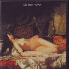 Cine: UXD MARIANO FORTUNY / CD DVD / PINTOR ESPAÑOL ACADEMICISMO ROMANTICISMO SIGLO XIX. Lote 147785273
