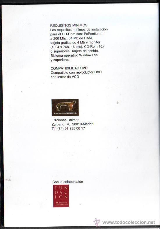 Cine: UXD MARIANO FORTUNY / CD DVD / PINTOR ESPAÑOL ACADEMICISMO ROMANTICISMO SIGLO XIX - Foto 2 - 147785273