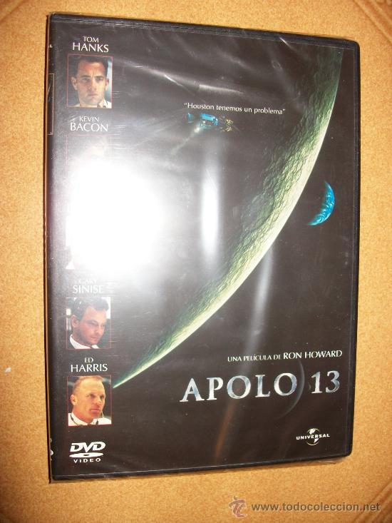 DVD APOLO 13 - PRECINTADO (Cine - Películas - DVD)