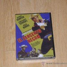Cine: EL SARGENTO NEGRO DVD DE JOHN FORD JEFFREY HUNTER NUEVA PRECINTADA. Lote 147943550