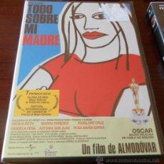Cine: DVD --- TODO SOBRE MI MADRE --- DE PEDRO ALMODOVAR. CON PENELOPE CRUZ, ANTONIA SAN JUAN. Lote 38212185