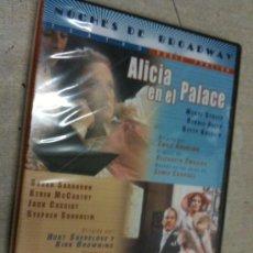 Cine: ALICIA EN EL PALACE/LUNA DE JUNIO 2PELICULAS [DVD] MERYL STREEP, SUSAN SARANDON, EMILE AR. Lote 105895658