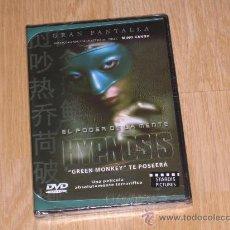 Cine: HYPNOSIS EL TERROR DE LA MENTE DVD NUEVA PRECINTADA. Lote 269280438