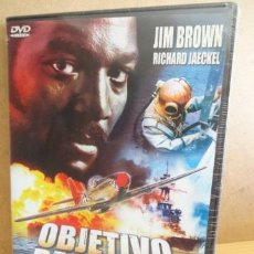 Cinema: OBJETIVO PACÍFICO. . JIM BROWN. PRECINTADO.. Lote 36200436