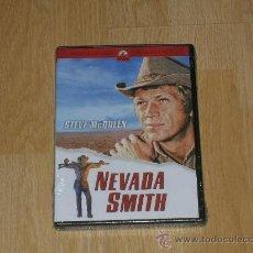 Cine: NEVADA SMITH DVD STEVE MCQUEEN NUEVA PRECINTADA. Lote 144205801