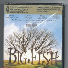 Cine: 4422-BIG FISH- EWAN MCGREGOR-P R E C I N T A D A. Lote 36237976