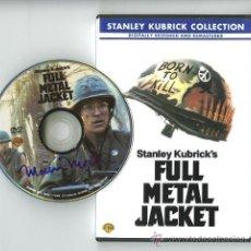Cine: FULL METAL JACKET DVD - STANLEY KUBRICK COLLECTION. Lote 36337503