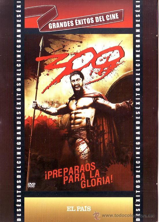 UXD GRANDES EXITOS DEL CINE - 300 PREPARADOS PARA LA GLORIA - DVD ACCION BELICO SNYDER BUTLER W0 (Cine - Películas - DVD)