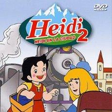 Cine: HEIDI 2 - HEIDI EN LA CIUDAD - DVD. Lote 36370283