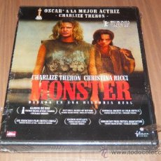 Cine: MONSTER CHARLIZE THERON CHRISTINA RICCI DVD DRAMA J. Lote 45685744