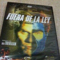 Cine: FUERA DE LA LEY-DVD. Lote 36493459