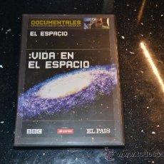 Cine: DVD EL ESPACIO: LA VIDA EN EL ESPACIO. Lote 36603852