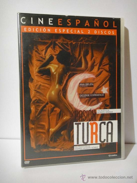 LA PASION TURCA PELICULA DVD ANA BELEN LA DE FORTUNATA Y JACINTA DRAMA EROTICO EDICION (Cine - Películas - DVD)